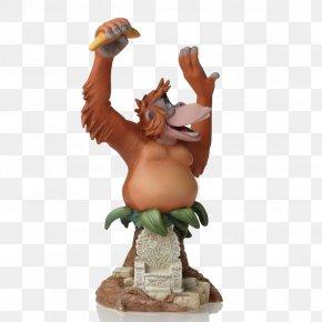 King Louie Free Download - King Louie Baloo Mowgli The Walt Disney Company Figurine PNG