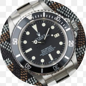 Watch - Rolex Sea Dweller Rolex Submariner Watch Omega Seamaster PNG