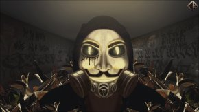 Anonymous Mask - Anonymous Desktop Wallpaper Guy Fawkes Mask High-definition Video PNG