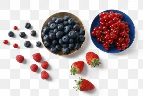 Strawberry Blueberry - Smoothie Berry Redcurrant Blackcurrant Fruit PNG