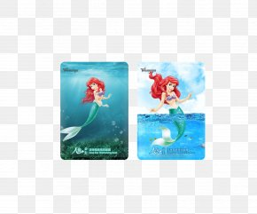 Dry Skin Mask With Mermaid Moisturizing Mask - Mask Facial Skin Care Wallpaper PNG