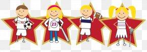 Kids Sport Transparent Background - Sport Denver Broncos Clip Art PNG