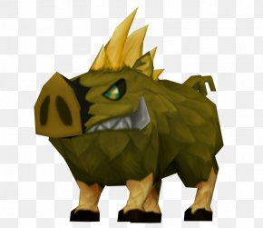 Boar - Wild Boar Summoners War: Sky Arena Mammal PlayStation 2 Video Game PNG