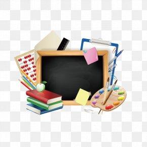 Creative School Supplies - School Supplies Bayonet Point Middle School Clip Art PNG