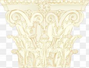 European Pattern - Architecture Column Clip Art PNG
