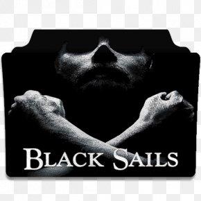 Season 1 I.Black Sails - DVD Television Show Black Sails PNG