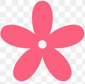 Flower Clip Art - Pink Flowers Clip Art PNG