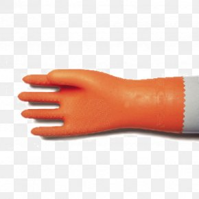 Welding Gloves - Thumb Glove Hand Model Product Design PNG