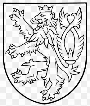 Bohemia Coat Of Arms Of The Czech Republic Czech Lands Flag Of The Czech Republic Decal PNG