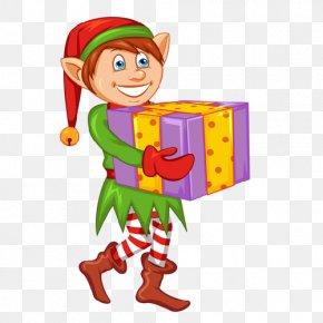 Santa Claus - Christmas Elf Santa Claus Duende Clip Art PNG