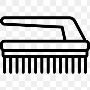 Hairbrush Comb Barber Fashion PNG