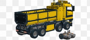 Dump Truck - Motor Vehicle Transport Truck Heavy Machinery PNG