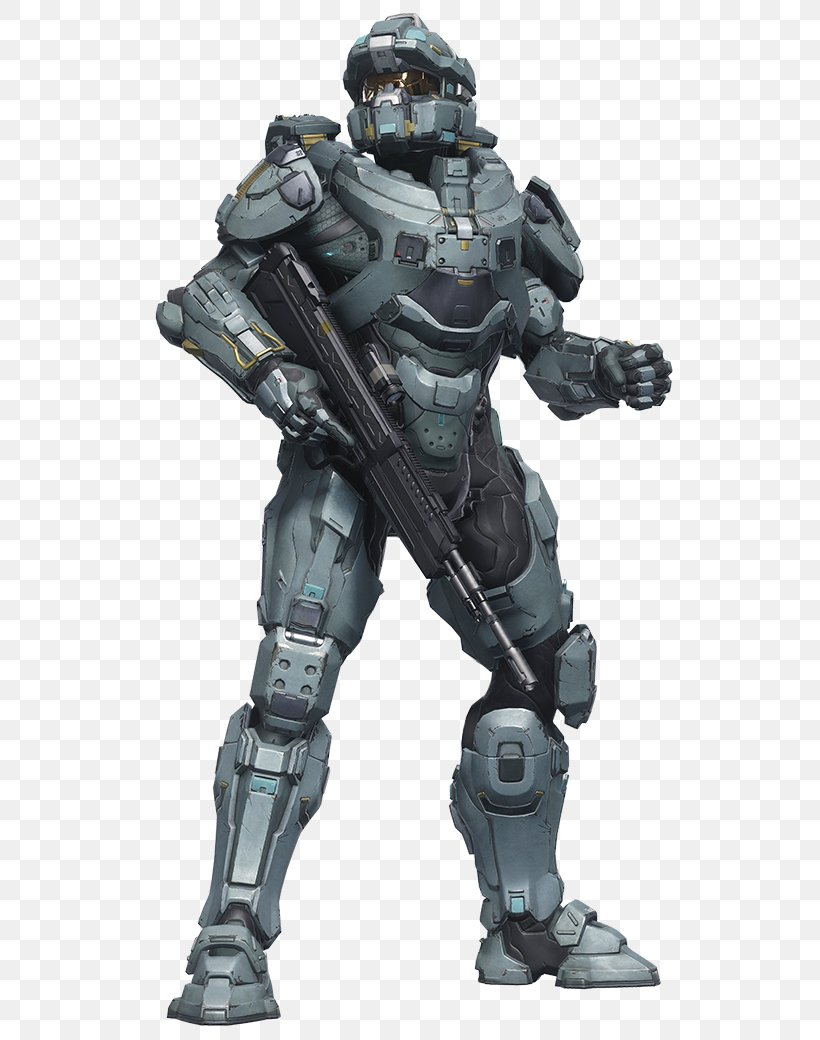 Halo 5 Guardians Halo Reach Master Chief Halo Combat Evolved Halo 4 Png 550x1040px 343 Industries