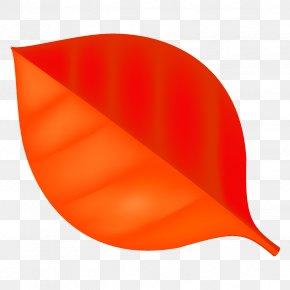 Flag Red Flag - Orange PNG