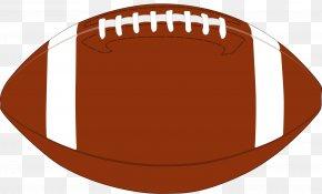 American Football Flyer - American Football Clip Art PNG