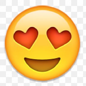 Emoji - Emoji Smile Face Eye Heart PNG