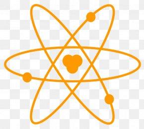 Chemistry Atom Cliparts - Science Atom Symbol Clip Art PNG
