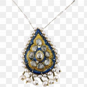 Persian - Charms & Pendants Jewellery Necklace Pearl Gold PNG