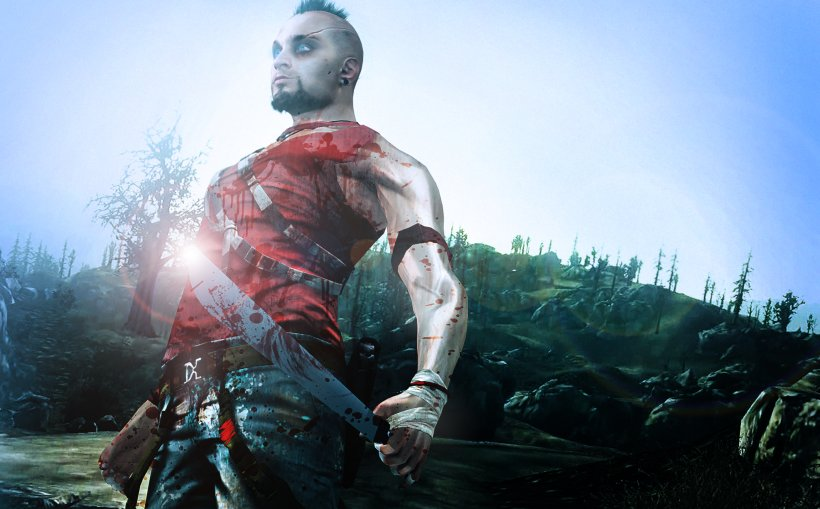 Far Cry 3 Island Deviantart Desktop Wallpaper Villain Png