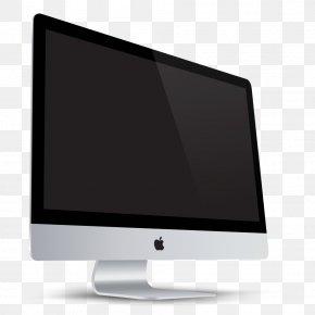 Mac Computer Vector Material - Macintosh Computer Monitor Output Device PNG