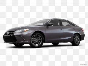 Toyota - 2016 Toyota Camry SE Sedan Car Honda Toyota Avalon PNG