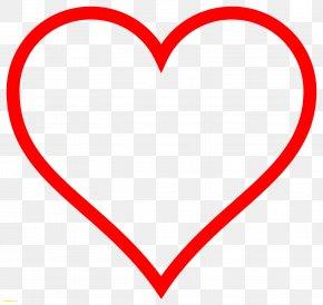 Love Heart - American Heart Association Symbol Clip Art PNG