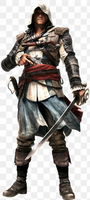 Assassins Creed - Assassin's Creed IV: Black Flag Assassin's Creed: Brotherhood Assassin's Creed: Forsaken Edward Kenway PNG