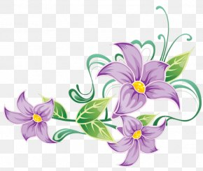 Flower - Flower Vector Graphics Clip Art Borders And Frames Drawing PNG