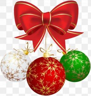 Christmas Balls Clip Art Image - Christmas Ornament Clip Art PNG