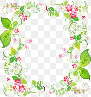 Painting - Clip Art Borders And Frames Image Vector Graphics PNG