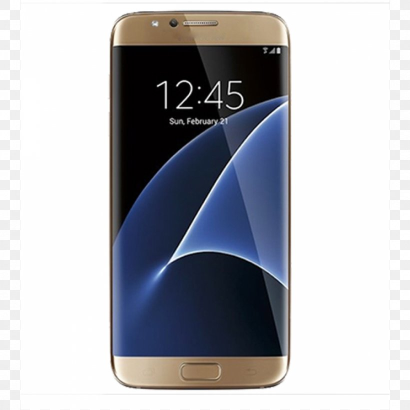 Samsung GALAXY S7 Edge Telephone Smartphone 4G, PNG, 1000x1000px, Samsung Galaxy S7 Edge, Android, Communication Device, Electronic Device, Feature Phone Download Free