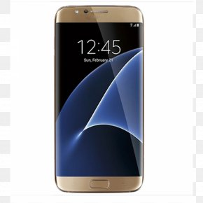 Galaxy S7 Edge - Samsung GALAXY S7 Edge Telephone Smartphone 4G PNG