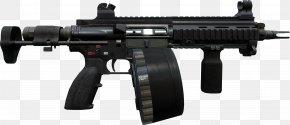 Assault Riffle - Airsoft Guns Heckler & Koch G36 Firearm Heckler & Koch HK416 Jing Gong PNG