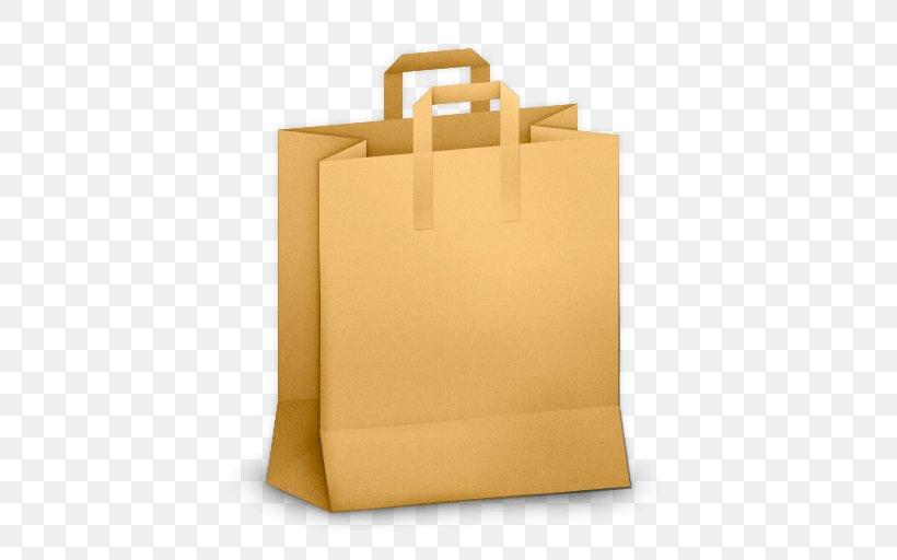 Paper Shopping Bag Plastic Bag, PNG, 512x512px, Paper, Bag, Brand, Grocery Store, Handbag Download Free