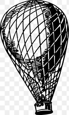 Air Balloon - Airplane Hot Air Balloon Clip Art: Transportation Clip Art PNG