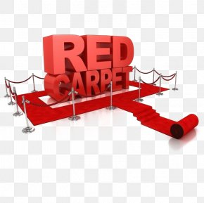 3D Texture Red Carpet - Red Carpet Stock Photography PNG