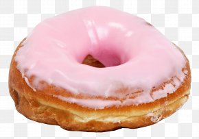 Donut - Doughnut Icing PNG