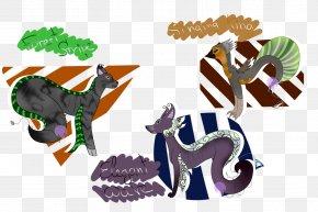Horse - Horse Cartoon Mammal Font PNG