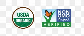 Gmo Vs Organic Food Chart - Logo The Non-GMO Project Brand Genetically Modified Organism Product PNG