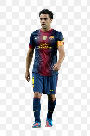 Fc Barcelona - Xavi FC Barcelona 2008–09 UEFA Champions League Football Player PNG