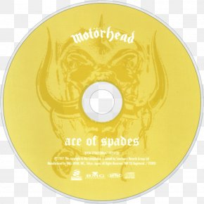 Ace Of Spades - Compact Disc Better Motörhead Than Dead: Live At Hammersmith Ace Of Spades Stone Deaf Forever! PNG