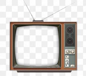 TV Set - Television Drawing Cartoon PNG