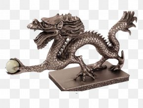 Copper Dragon 3D Model Design - Wavefront .obj File Low Poly 3D Modeling 3D Computer Graphics Autodesk 3ds Max PNG