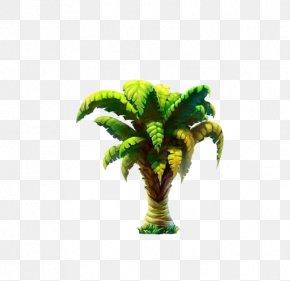 Stout Tree - Gamedog Concept Art Video Game Artist Q-version PNG