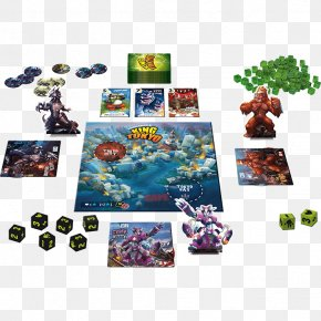 Risk The Lord Of The Rings Trilogy Edition - Iello King Of Tokyo Board Game PNG