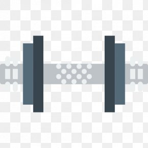 Dumbbell - Dumbbell Weight Training Icon PNG