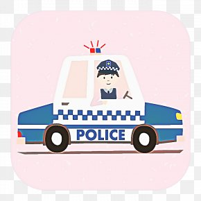 Law Enforcement Truck Driver - Police Car Vehicle Transport Ambulance Emergency Vehicle PNG
