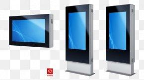 Display - Display Device Digital Signs Computer Monitors Advertising Liquid-crystal Display PNG