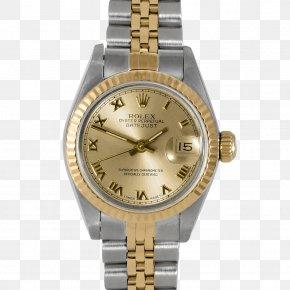 Ladies Watch - Rolex Datejust Rolex Submariner Automatic Watch PNG