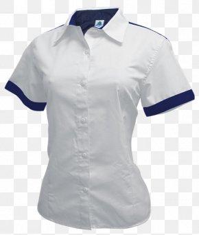 T-shirt - T-shirt Blouse Uniform Sleeve PNG